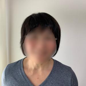金山パーソナルジムの女性ゲストの顔写真